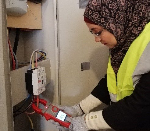 Cowater From being electrophobic to becoming a Jordanian ...