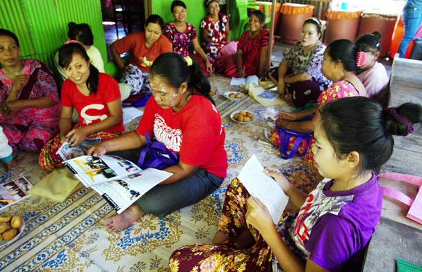 Empowering Indonesian Women for Poverty Reduction (MAMPU)