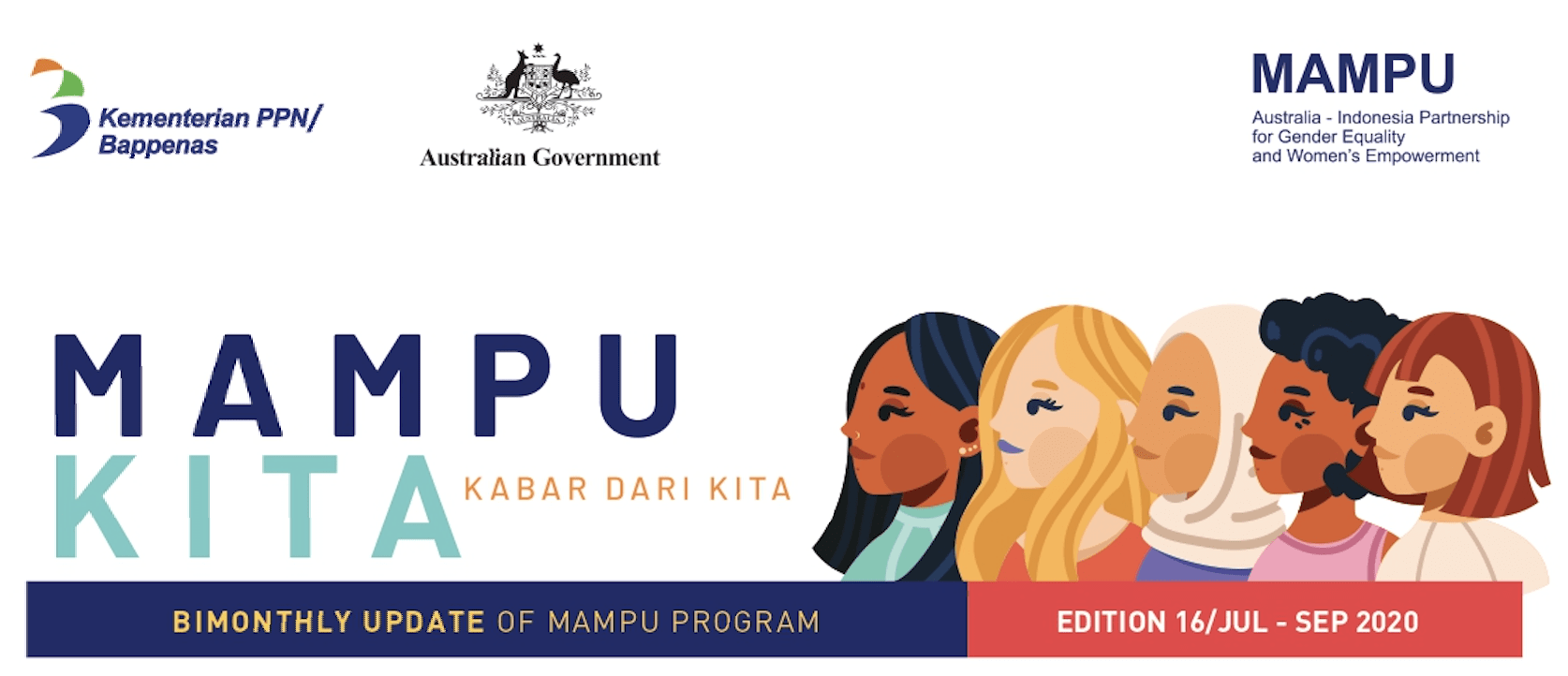 Projects in Action – Bimonthly Update (Edition 16): Australia-Indonesia Partnership for Gender Equality and Women's Empowerment (MAMPU)