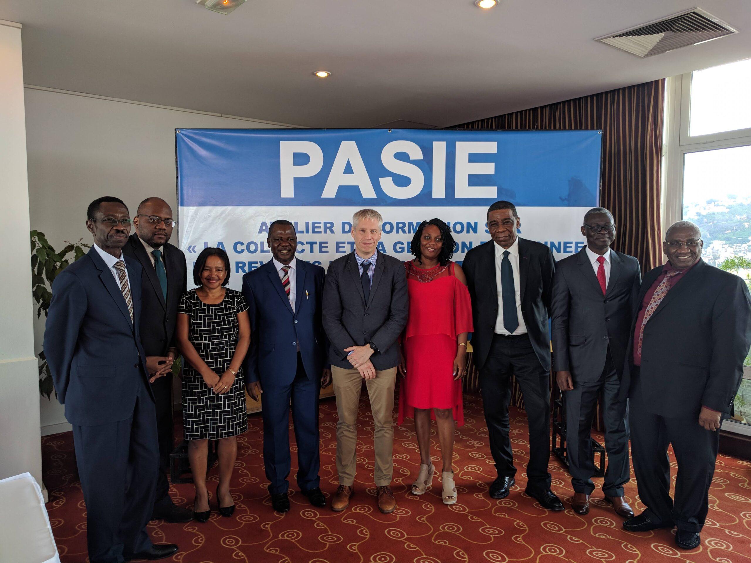 Une meilleure surveillance du secteur minier renforce les gouvernements en Afrique francophone
