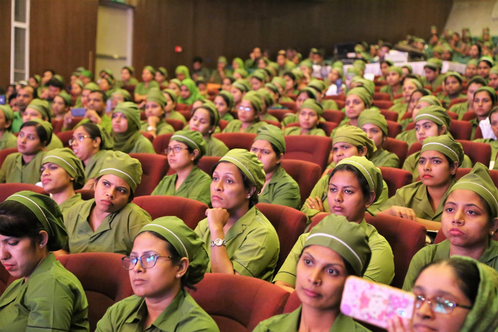 Cowater International et ses partenaires soutiendront l'autonomisation des femmes au Bangladesh par la professionnalisation du secteur infirmier